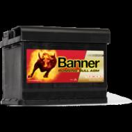 Banner Running Bull 60 Ah jobb+ 56001 akkumulátor