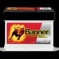 Banner Power Bull Professional 50 Ah jobb+ P5040 akkumulátor