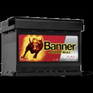 Banner Power Bull 60 Ah jobb+ P6009 akkumulátor