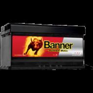 Banner Power Bull 95 Ah jobb+ P9533 akkumulátor