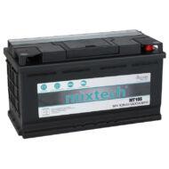 Mixtech MT 105 Ah jobb+ akkumulátor