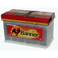 Banner Power Bull Professional 84 Ah jobb+ P8440 akkumulátor
