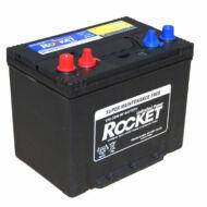 Rocket 82 Ah Bal+ munka akkumulátor