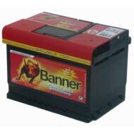 Banner Power Bull 60 Ah jobb+ P6009