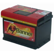 Banner Power Bull 60 Ah jobb+ P6009