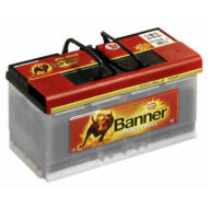 Banner Power Bull professional 100 Ah jobb +