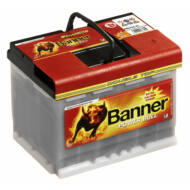 Banner Power Bull professional 63 Ah jobb +