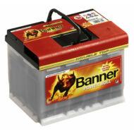 Banner Power Bull Professional 63 Ah jobb+ P6340 akkumulátor