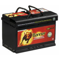 Banner Running Bull EFB 70 Ah jobb+ 57011 akkumulátor