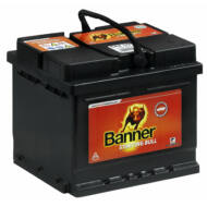 Banner Starting Bull 44 Ah jobb+ 54409 akkumulátor