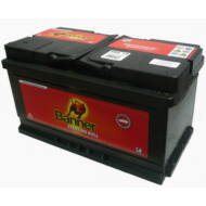 Banner Starting Bull 80 Ah jobb+ 58014 akkumulátor