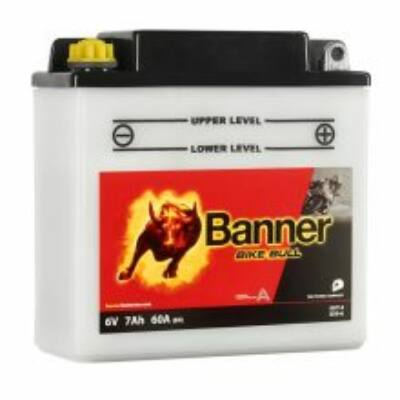 Banner Bike Bull 6 V 7 Ah  ( B39-6 ) akkumulátor