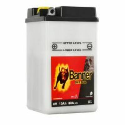 Banner Bike Bull 6 V 8 Ah  ( B49-6 ) akkumulátor