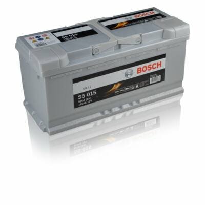 Bosch S5 105 Ah AGM 0092S5a150