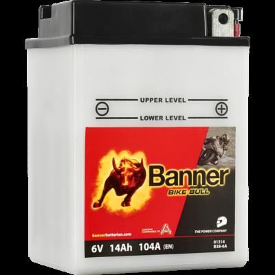 Banner Bike Bull 6 V 14 Ah  ( B38-6A ) akkumulátor