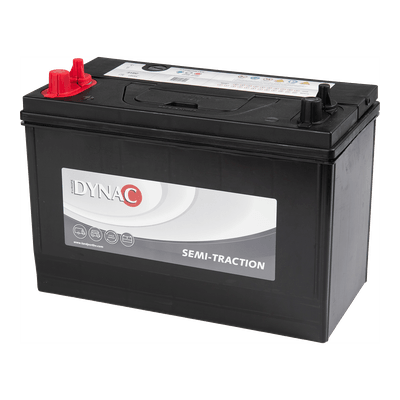 Dynac 31DC 105Ah Bal+ Akkumulátor