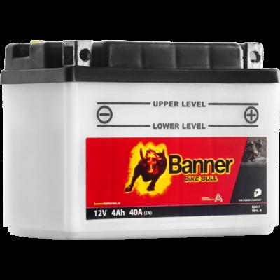 Banner Bike Bull 12 V 4 Ah  ( YB4L-B ) akkumulátor