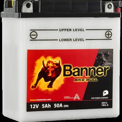 Banner Bike Bull 12 V 5 Ah  ( YB5L-B ) akkumulátor