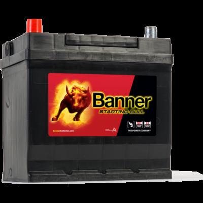 Banner Starting Bull 45 Ah bal+ 54579