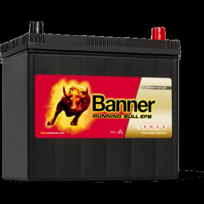 Banner Running Bull EFB 55 Ah jobb+ 55515