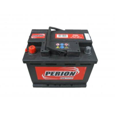 Perion 56 Ah bal+ akkumulátor