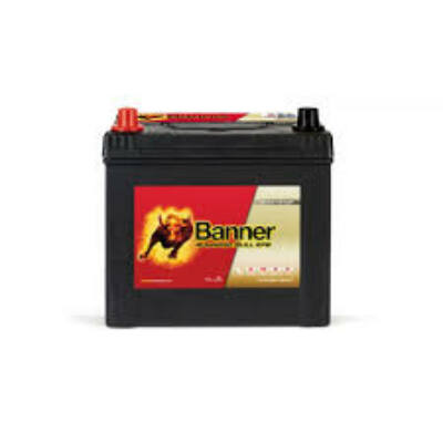 Banner Running Bull EFB 65 Ah bal+ 56516 akkumulátor