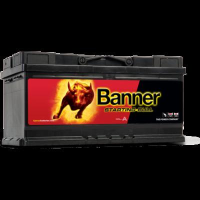 Banner Starting Bull 88 Ah jobb+ 58834