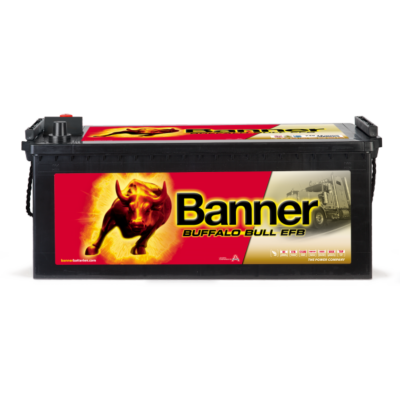 Banner Buffalo Bull EFB 240 Ah 74017 akkumulátor