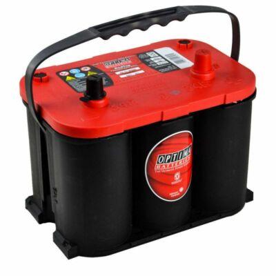 Optima Red Top 44 Ah jobb+ akkumulátor