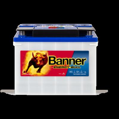 Banner Energy Bull 72 Ah bal + akkumulátor
