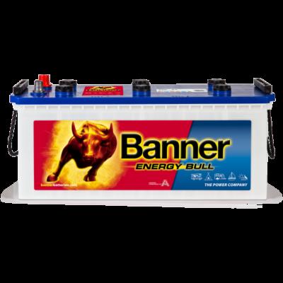 Banner Energy Bull 130 Ah munka akkumulátor
