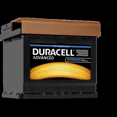 Duracell Advanced 44 AH Jobb+  DA44