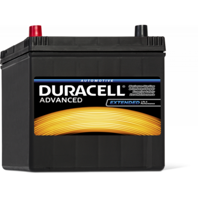 Duracell Advanced 60 AH Bal+  DA60L