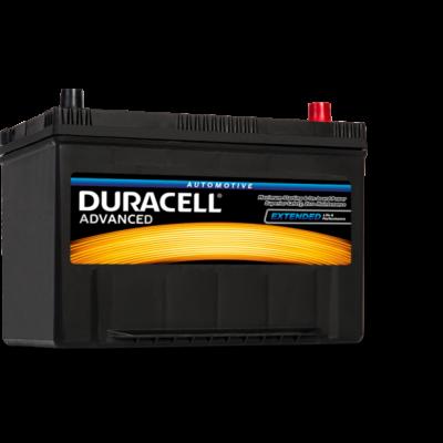 Duracell Advanced 95 AH Jobb+  DA95
