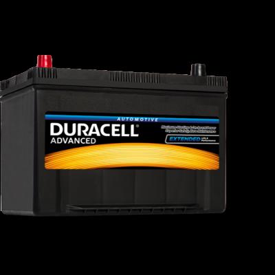 Duracell Advanced 95 AH Bal+  DA95L