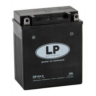 Landport 12V 12 Ah AGM+SLA bal+ ( GB12A-A ) akkumulátor