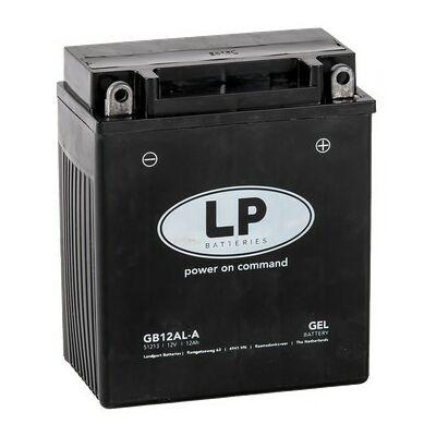 Landport 12V 12 Ah AGM+SLA jobb+ ( GB12AL-A ) akkumulátor