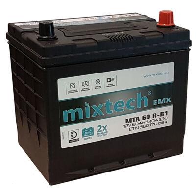 Mixtech MTA 60 Ah jobb+