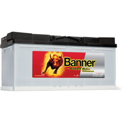 Banner Power Bull Professional 110 Ah jobb+ P11040