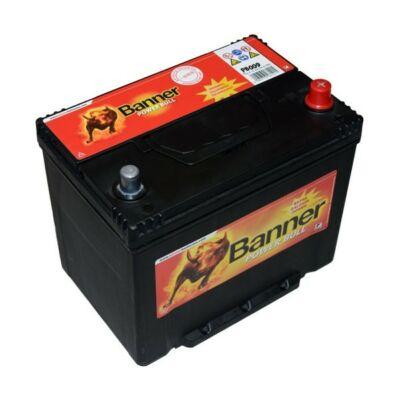 Banner Power Bull 80 Ah jobb+ P8009