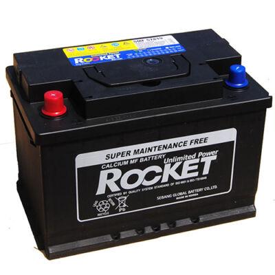 Rocket 78 Ah bal+ SMF57819 akkumulátor