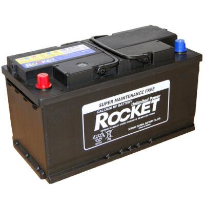 Rocket 100 Ah bal+ SMF60044R akkumulátor