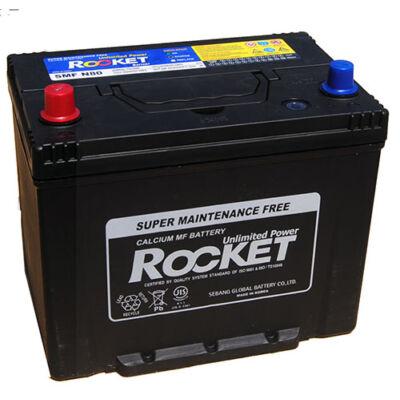 Rocket 80 Ah bal+ SMFN80 akkumulátor