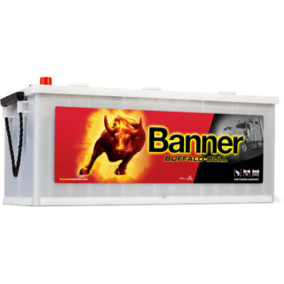 Banner Buffalo Bull 180 Ah akkumulátor 68032