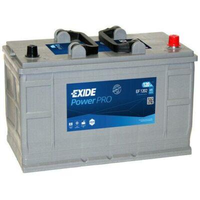 EXIDE 110 Ah jobb+ akkumulátor (IVECO, talpas) EF1202