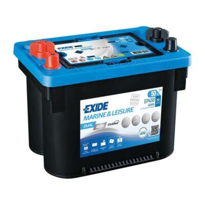 EXIDE EP450 bal + akkumulátor