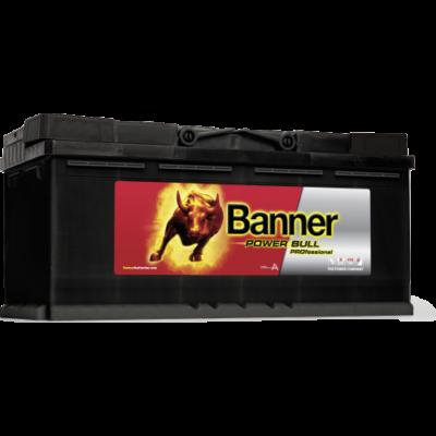 Banner Power Bull Professional 110 Ah jobb+ P11040 akkumulátor
