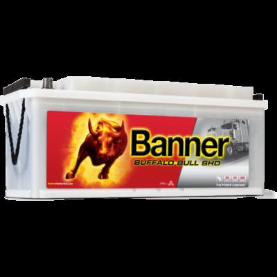 Banner Buffalo Bull SHD 110 Ah akkumulátor SHD61040
