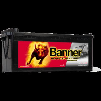 Banner Buffalo Bull SHD Professional 180 Ah akkumulátor SHD68008
