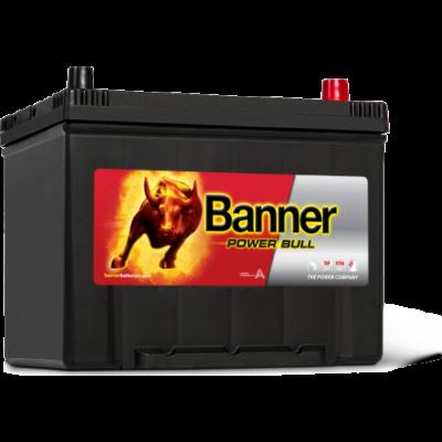Banner Power Bull 80 Ah jobb+ P8009 akkumulátor